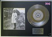 "THE SMITHS - 7"" Platinum Disc+cover- HEAVEN KNOWS I'M MISERABLE NOW"